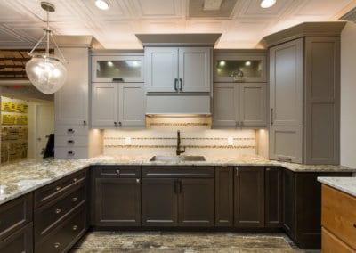 AGS Stone Kitchen Cabinet Design