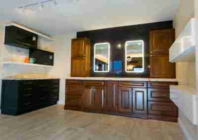AGS Stone Kitchen Cabinet