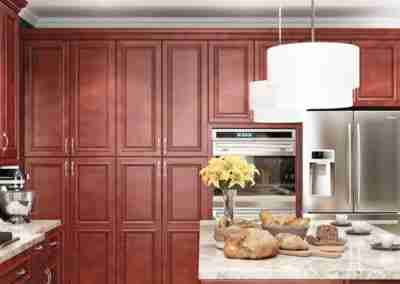 All-Wood-Semi-Kitchen-Cabinetry-2