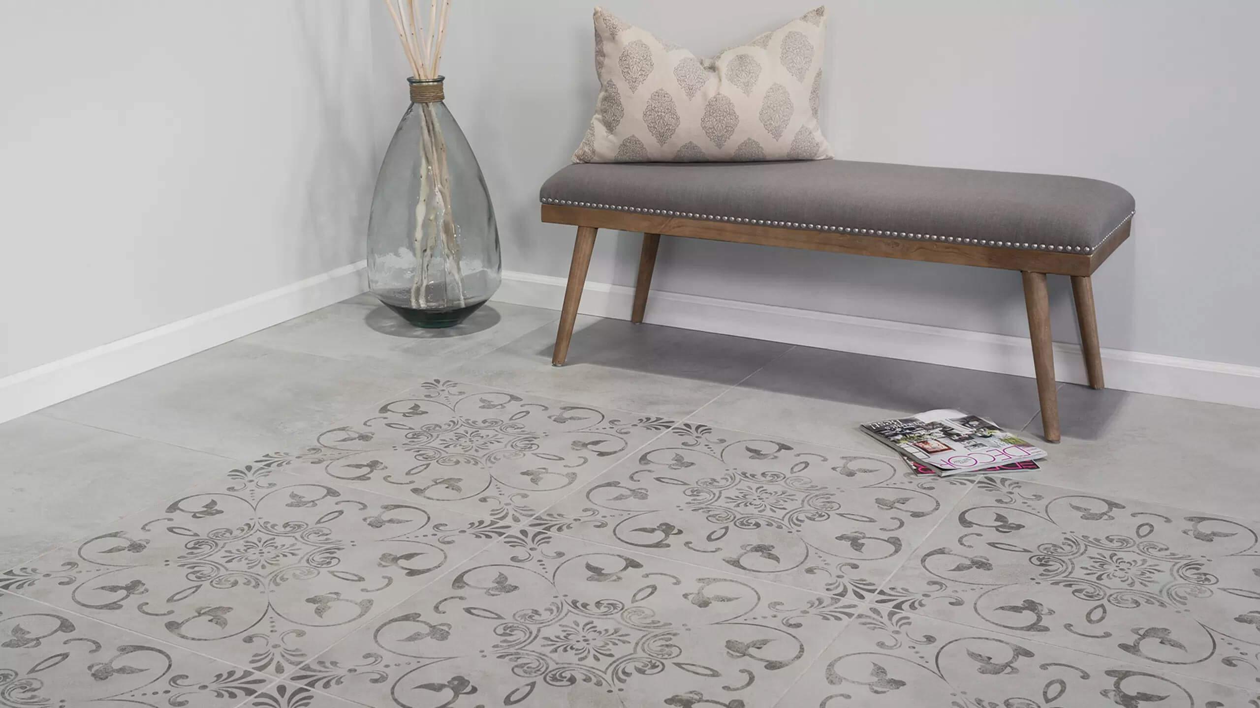 Tampa Floor Tiles - Cement Flooring