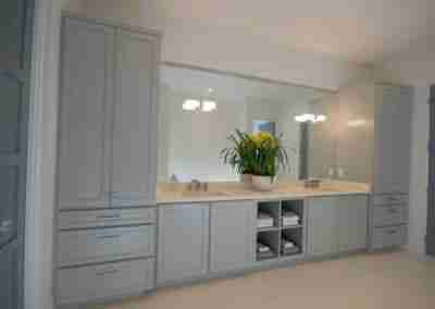 Kabinart All Wood Cabinetry Bathroom 3