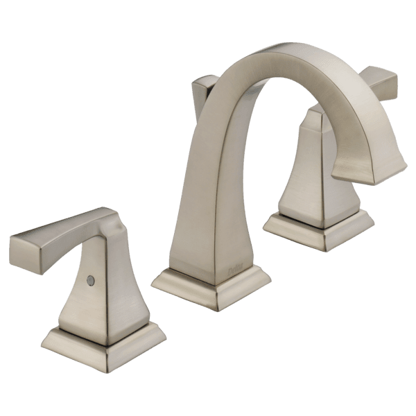 Two Handle Faucet Delta AGS STONE