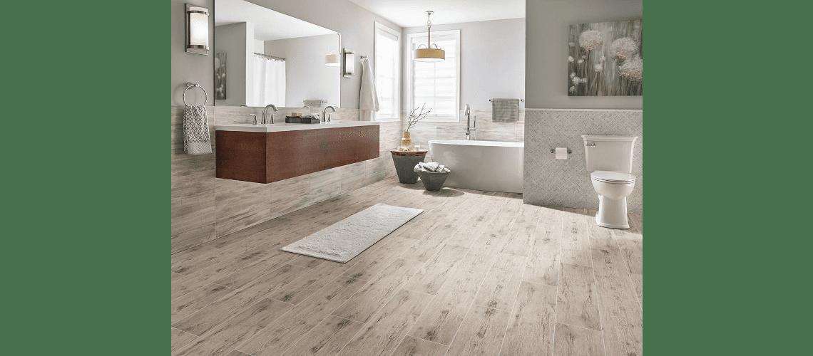 Tampa Tile Store with Ceramic Flooring - Bathroom Photo