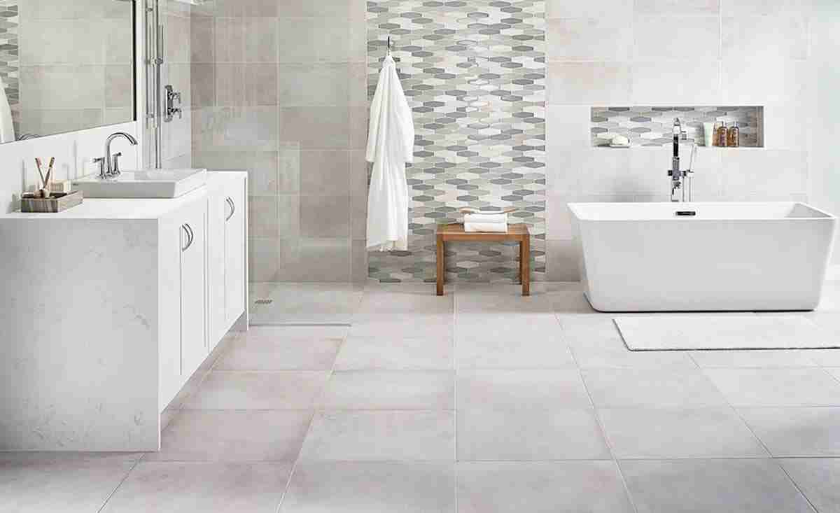 Tampa Tile  Store with Porcelain Flooring