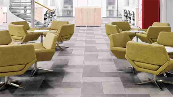 Floor Tiles with Natural Stone Flooring