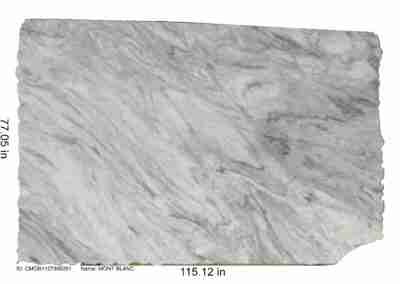 Mont Blanc Marble CMOB1127306201